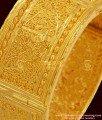 BNG063 - 2.6 Size Grand Screw Type Kada Bangles Design 1 Gram Guarantee Bangles For Women