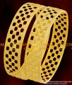 BNG066 - 2.8 Size Beautiful Gold Inspired Light Weight Latest Bangle Design Online