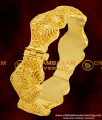 BNG067 - 2.8 Size Screw Type Designer Kada Bangles Single Piece for All Accasions