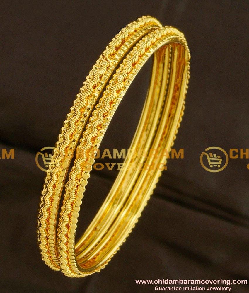 BNG084 - 2.4 Daily Wear Bangles Imitation Jewellery Buy Online