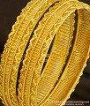 BNG090 - 2.8 Size South Indian Traditional Broad Guarantee Bangles