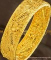 BNG103 - 2.4 Size Party Wear Broad Single Bangle Online Shopping