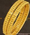 BNG134 - 2.6 Size Beautiful Bangles Design Indian Bridal Bangles Collection Buy Online