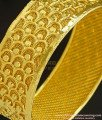 BNG227 - 2.6 Size Trending Gold Bangle Design Single Kada Bangle for Wedding