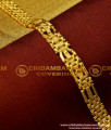 BCT25 - One Gram Gold Bracelet Design Men Wedding Jewellery Collection Online