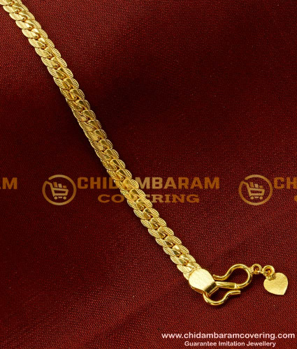 BCT26 - Party Wear One Gram Gold Stylish Bracelet Daily Wear Collection Shop Online