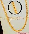CHN013 - Imitation Long Chain Double Petal with Golden Ball Design Daily Wear Jewelry Online
