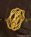 KBL005 – 2.0 Size unique design gold plated bangles for baby girl