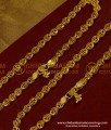 ANK004 - Beautiful One Gram Gold Guarantee Payal Design for Girl