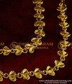 MAT07 - Hook Type Latest Heartin Design Ear Mattal South Indian Jewellery Online