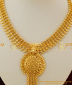 NLC096 – Latest Micro Gold Plated Spring Design Kerala Necklace Buy Online