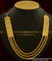 NLC154 - Latest Arabic Design Light Weight Gold Plated Necklace Design for Girls