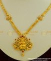NLC217 - New Collection High Quality Multi Stone Lakshmi Design Necklace Buy Online