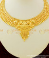 NLC281 - Traditional Gold Jewellery Design Guarantee Necklace Buy Online Shopping