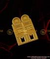 Tal11 - Gold Plated Thirumangalyam Sivan Pattai Thali South Indian Mangalsutra Design