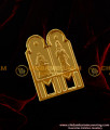 TAL12 - Meenakshi Sundareshwar Thali South Indian Gold Plated Mangalsutra Design