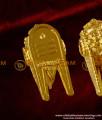 TAL16 - Gold Plated Thirumangalyam Shivan Thoppa Thali