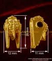 TAL18 - Gold Plated Thirumangalyam Pillaiyar Thoppa Thaali