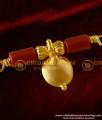 TAL20 - South Indian Gold Plated Karnataka Thali Coral Hollow Wati Mangalsutra