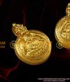 TAL28 - Gold Plated Imitation Jewelry Thali Lakshmi Pottu Set Design For south Indian Thaali