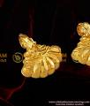 TAL29 - Gold Plated Imitation Jewelry Thali Valai Cippu / Visiri Set Design for North Indian Thaali