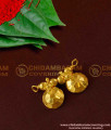 TAL44 - Double Wati Mangalsutra With Flower | Konkani Mangalsutra Design For Women