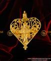 TAL51 - Christian Wedding Thali Pendant | Thali Christian Mangalyam Designs Online
