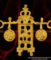 TAL53 - Chettiar Annam Thali Pendant Gold Plated Chettinad Thali Buy Online